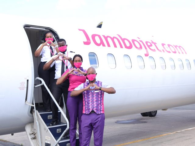 Jambo Jet introduces payment plans