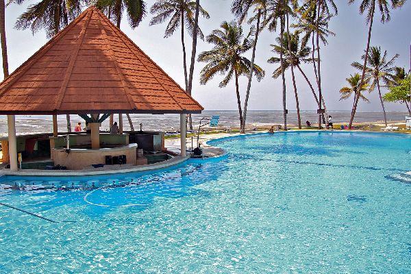 sun and sand beach resort