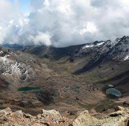 Batian Peak Rock Climbing Safari