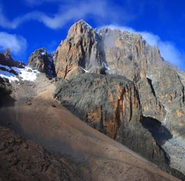 Batian via Nelion Peak Rock Climbing Safari