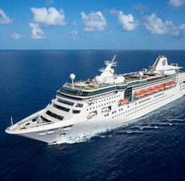 Dubai to Cape Town Cruise