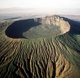 Mount Longonot Hiking Tour