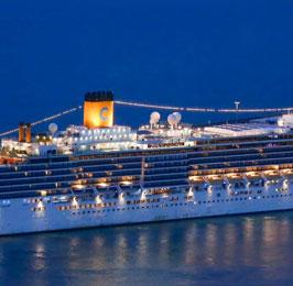 Singapore to Sydney Cruise