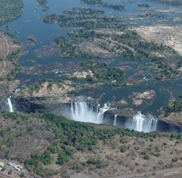 Cape Town, Kruger & Vic Falls Tour