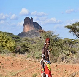 Adventure to the Northern Kenya