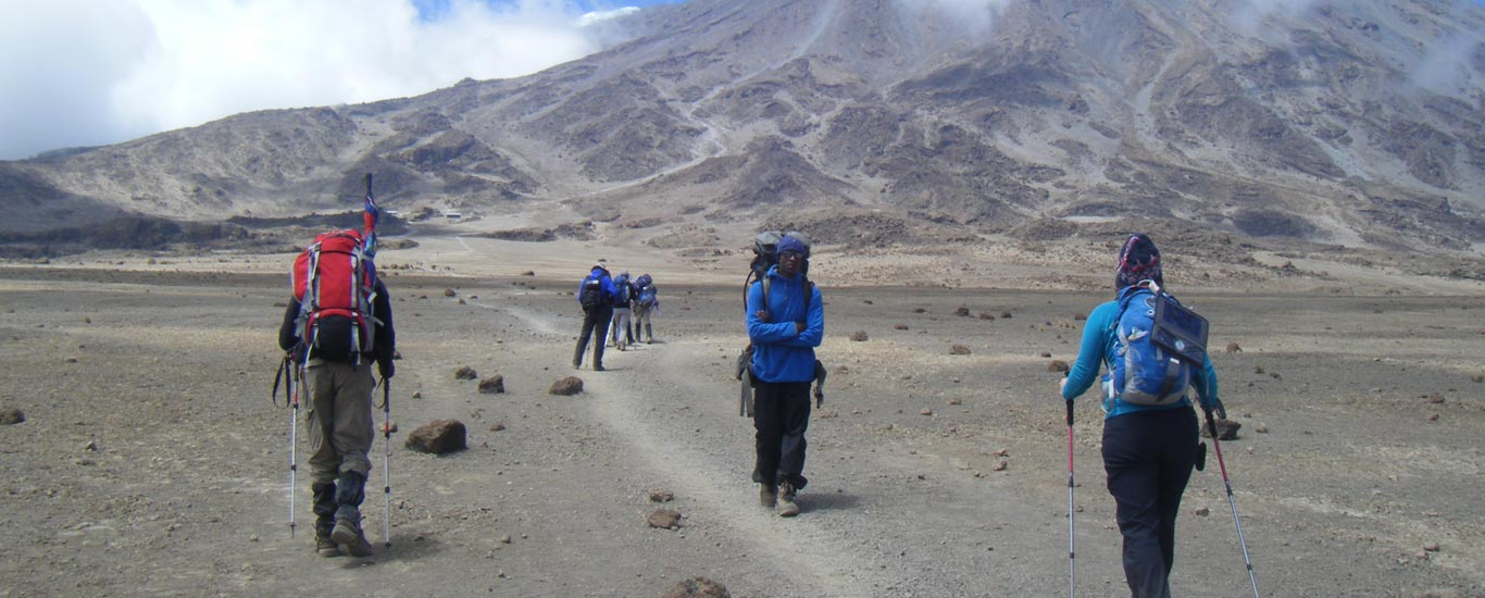Machame Route Mt. Kilimanjaro