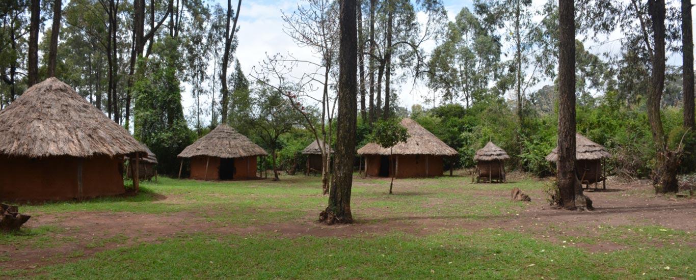 The Bomas of Kenya Tour