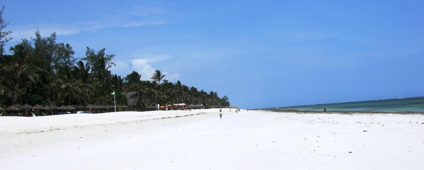 The Diani Beach Tour