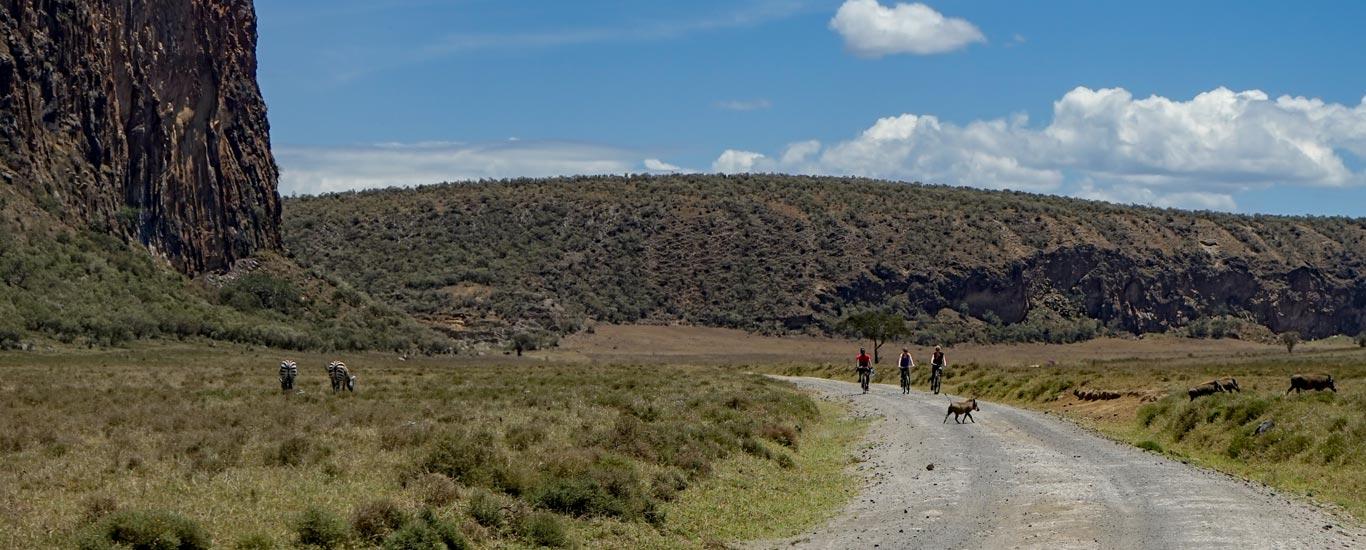 The Hells Gate, Lake Nakuru Lodge