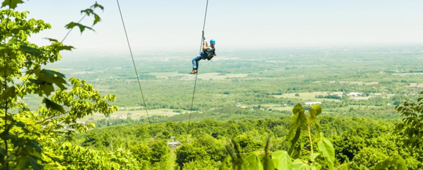 Zip Lining & Forest Hiking Tour